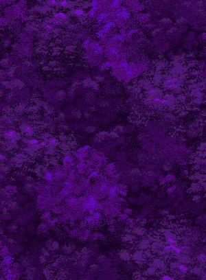 Aruba - amethyst - shrub pattern