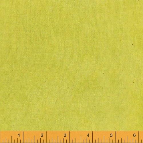 Palette - lime green - mottled
