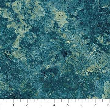 Stonehenge Mountain Wilderness - marbled dark blues & greens