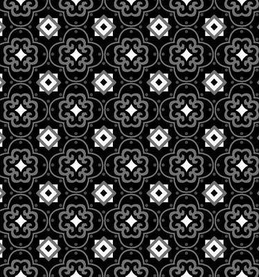 Fade to Black - emblems on black