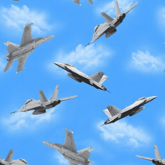Air Show - fighter jets