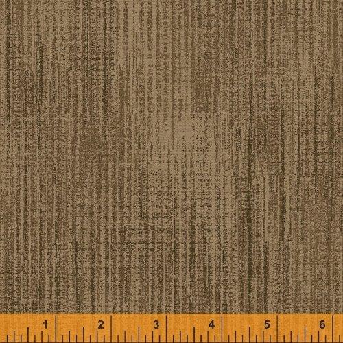 Terrain - flannel - textured print - canyon