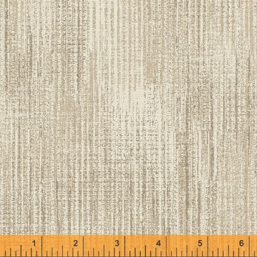 Terrain - flannel - textured print - tan - (stalact)