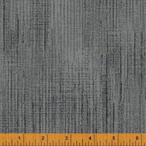 Terrain - flannel - textured print - gray - (shadow)