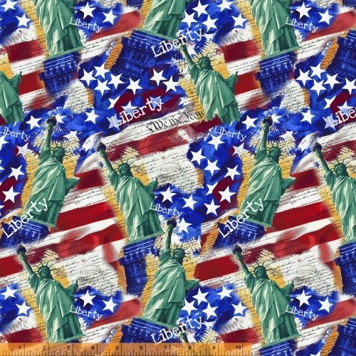 Lady Liberty - liberty collage