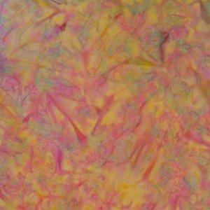 Batik by Mirah - pastel cloudy pattern