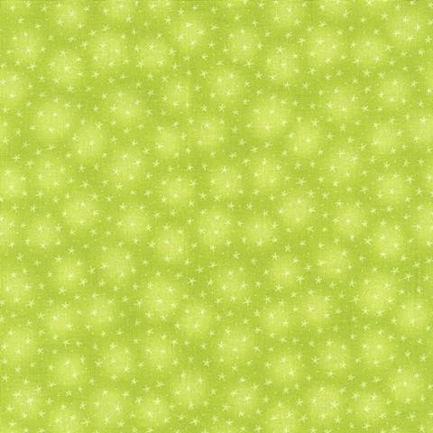Starlet - kiwi - with small stars