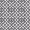 Birds 'N Bees - lattice on gray