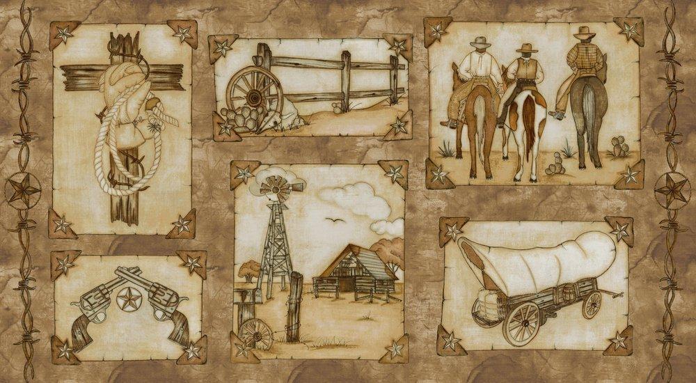 Western Album - western pictures
