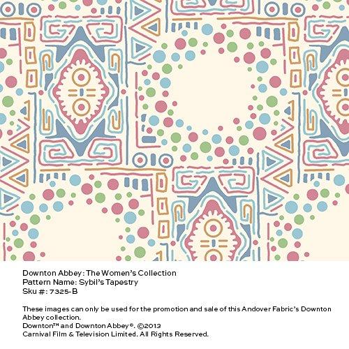 Downton Abbey - Sybil's Tapestry