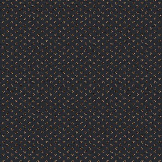 Trinkets - daisy on black