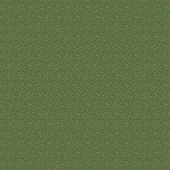 Trinkets - Green paisley