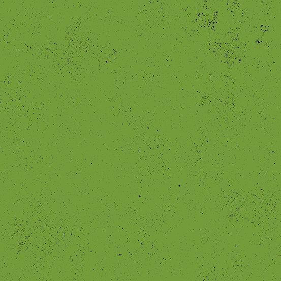 spectrastatic - green with dark specks