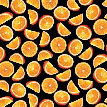 Fresh Squeezed - orange slices