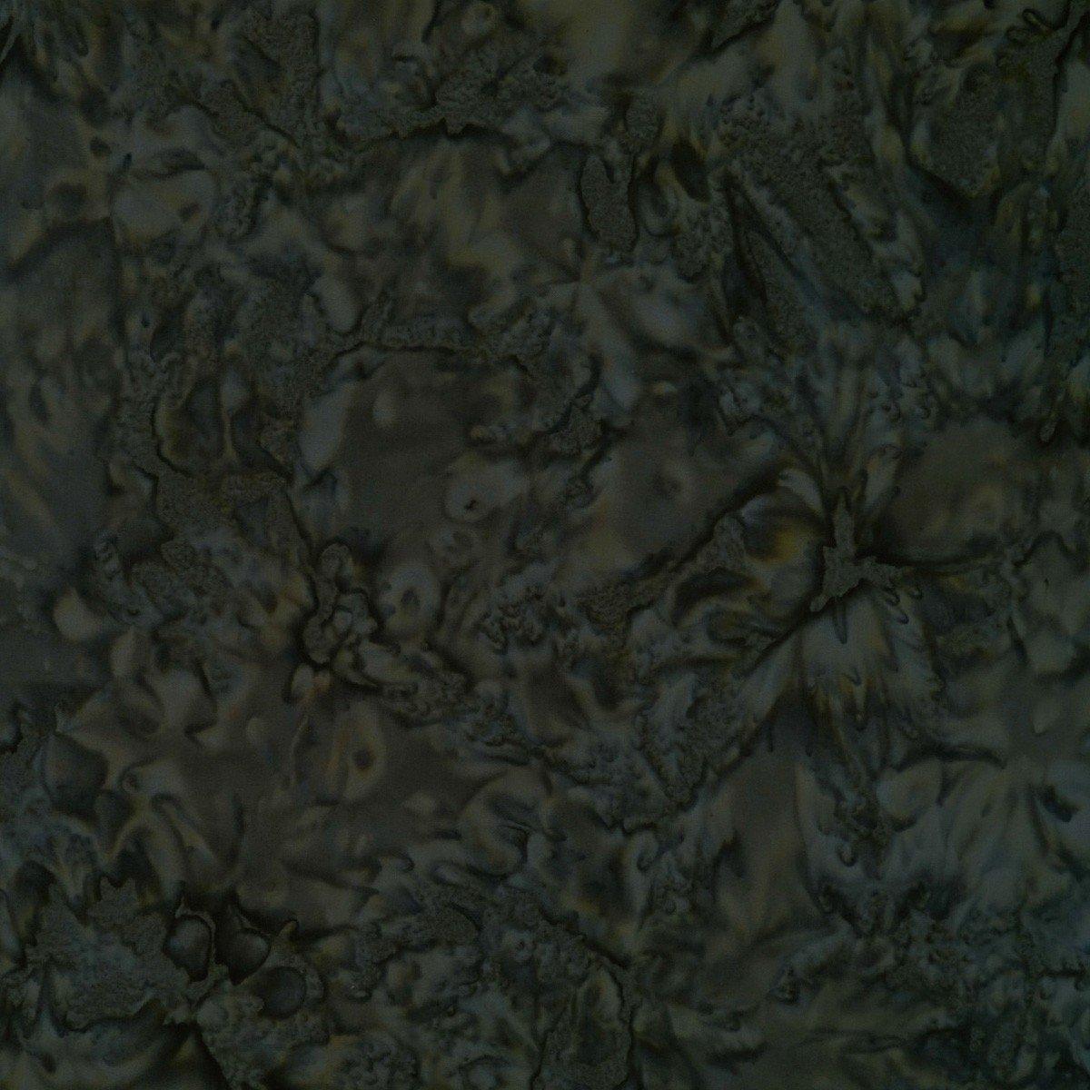 Batik by Mirah - terracotta - greenish/gray