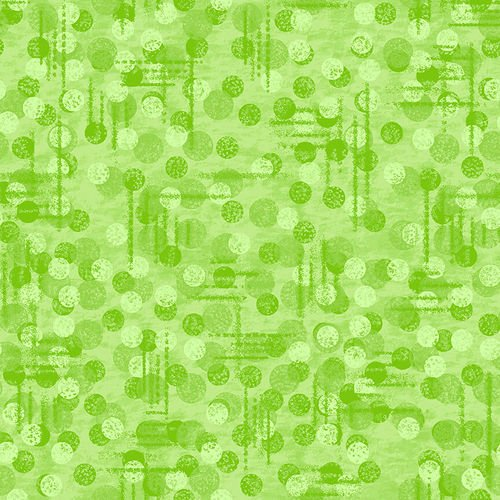 JotDot - chartreuse