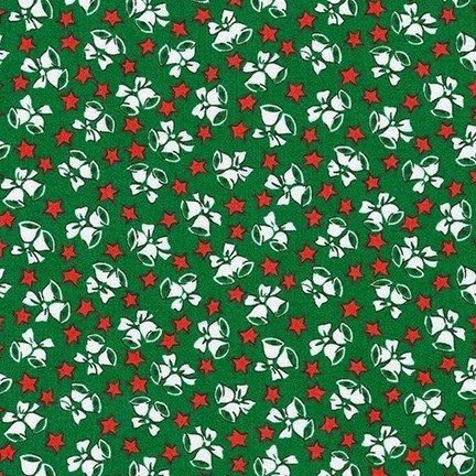 Yuletide Bells - Green