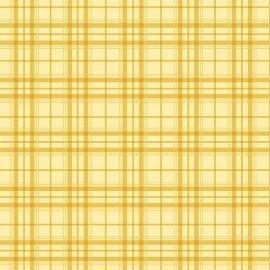 Home Grown Plaid Yellow