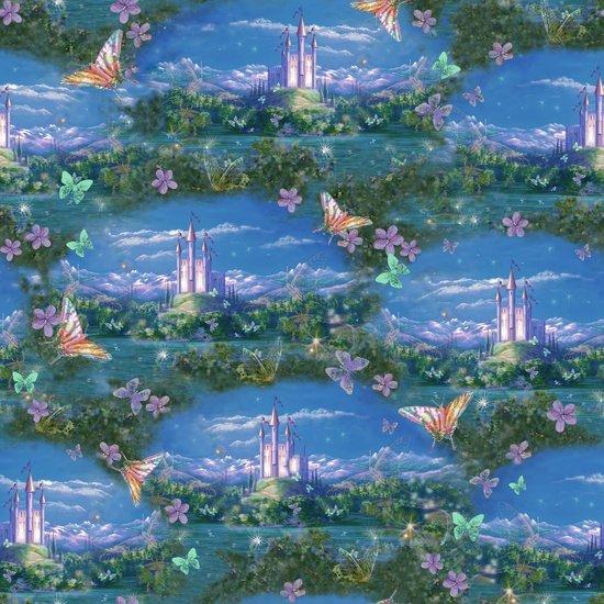 Dreamland - scenic castle scene