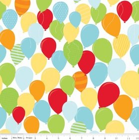 Surprise Balloons - multi colored