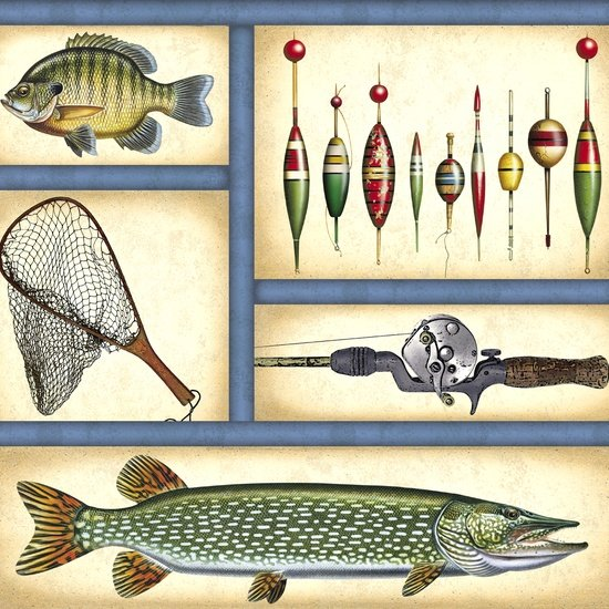 Reel It In - fishing pictures in frames