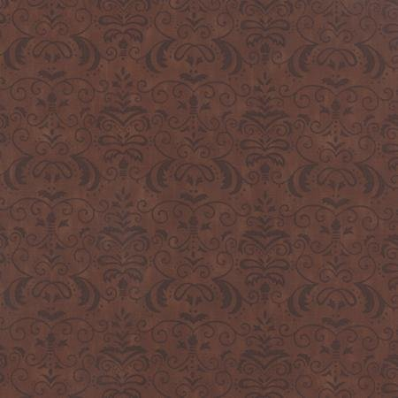 Forest Fancy Walnut Brown Patterns