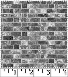 Natural Elements - gray bricks
