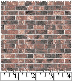 Natural Elements - red brick