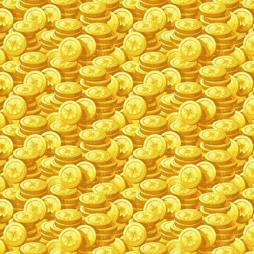 Pot of Gold - gold coins