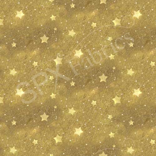 Old World Christmas - stars on gold