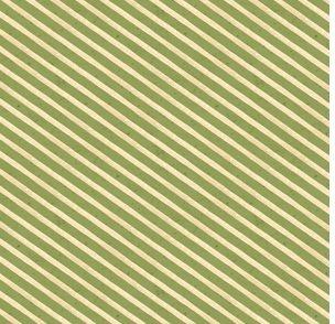 Woodland Wonder - diagonal green stripes