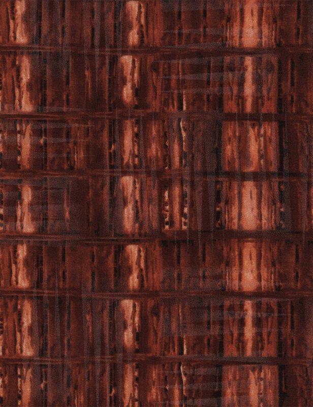 Reclaimed West - wood rust