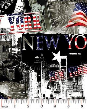 Celebrate III - patriotic NY