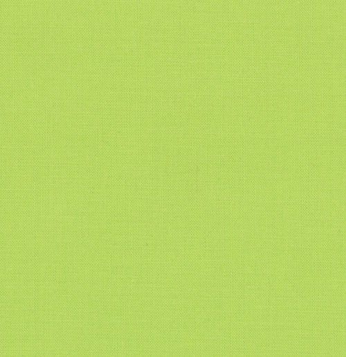 Farmhouse - solid, lime green