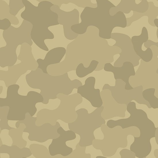 Be Strong Be Brave Camouflage