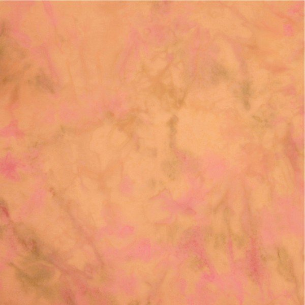 Batik by Mirah - cream with pink accents