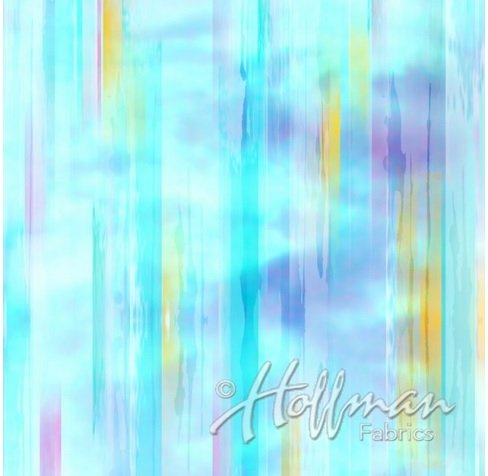 Hoffman Art Fabrics - Aquarius