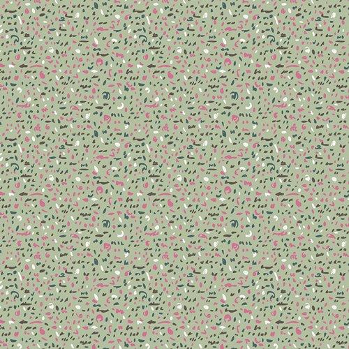 Sketchbook - Speckled Jade - green with specks