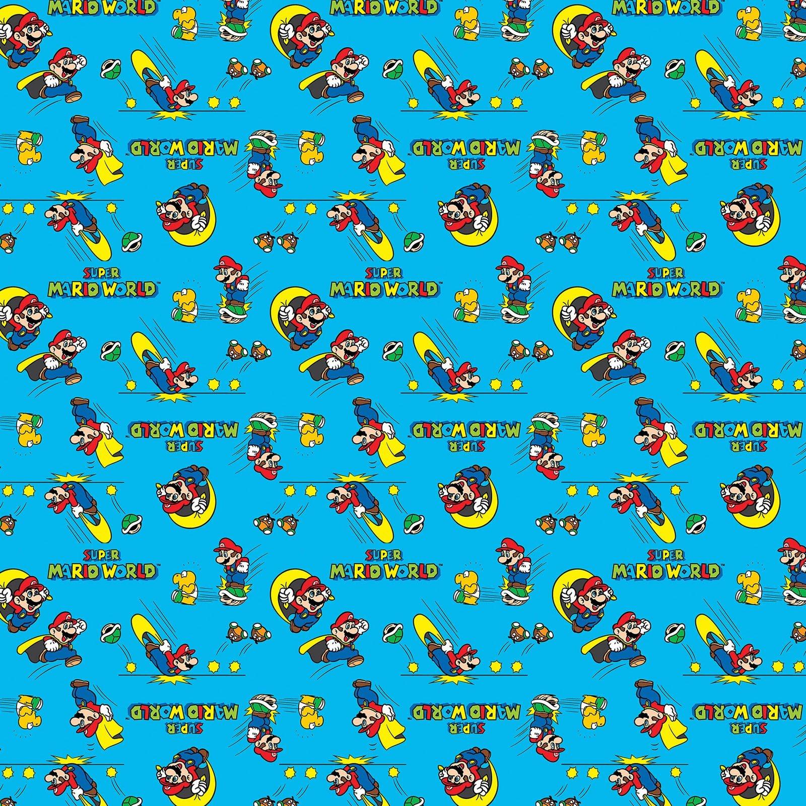Super Mario - Super Mario world