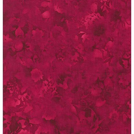 Fusions Bloom - wineberry - deep burgundy