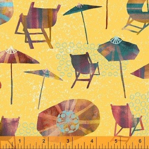 Beach Umbrellas & Chairs