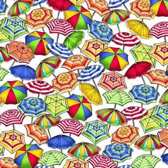 Beach Party-Umbrella