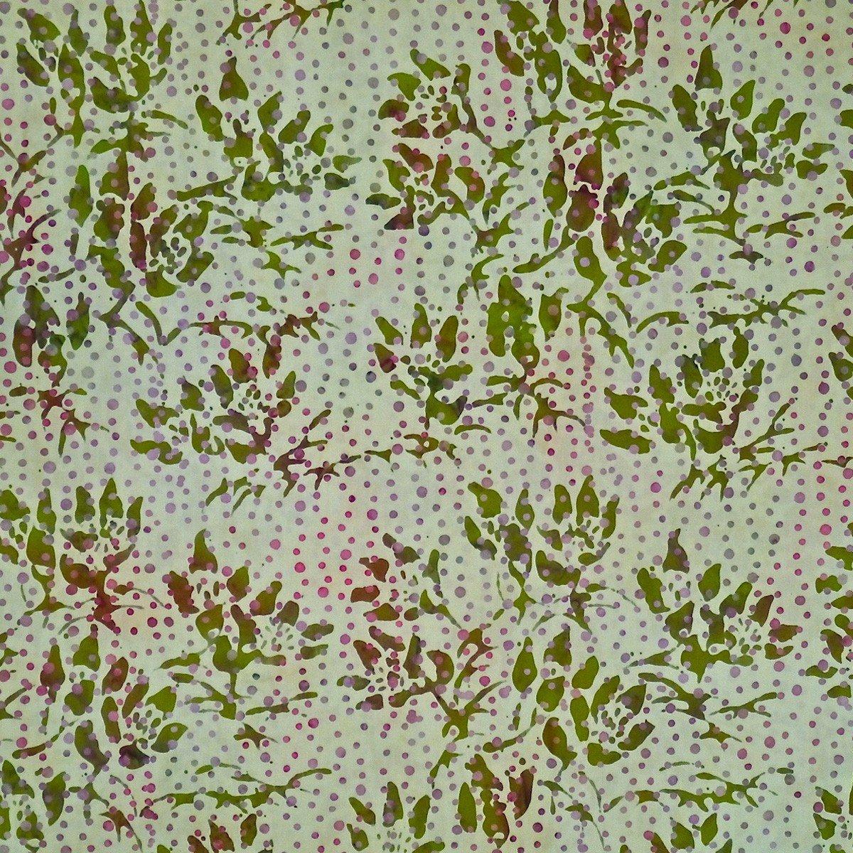Batik by Mirah - Zen Garden - Foam