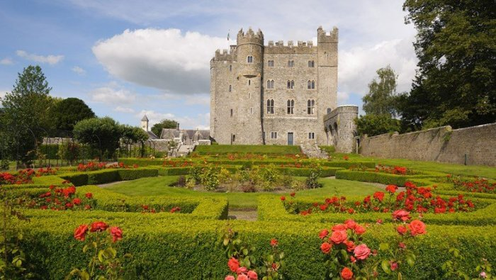 Enjoy our 2 night stay at Kilkea Castle!
