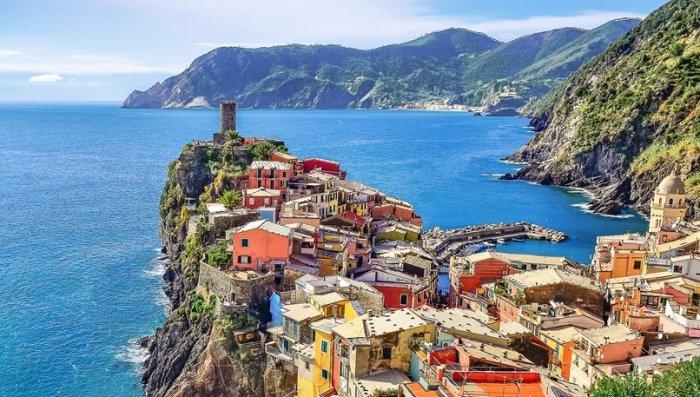 La Spezia, Cinque Terre