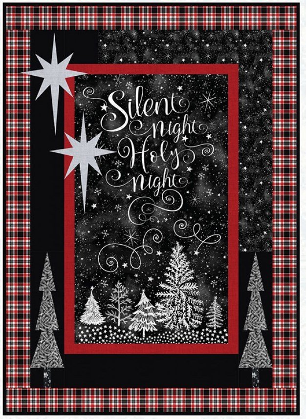 All is Bright Silent Night Kit