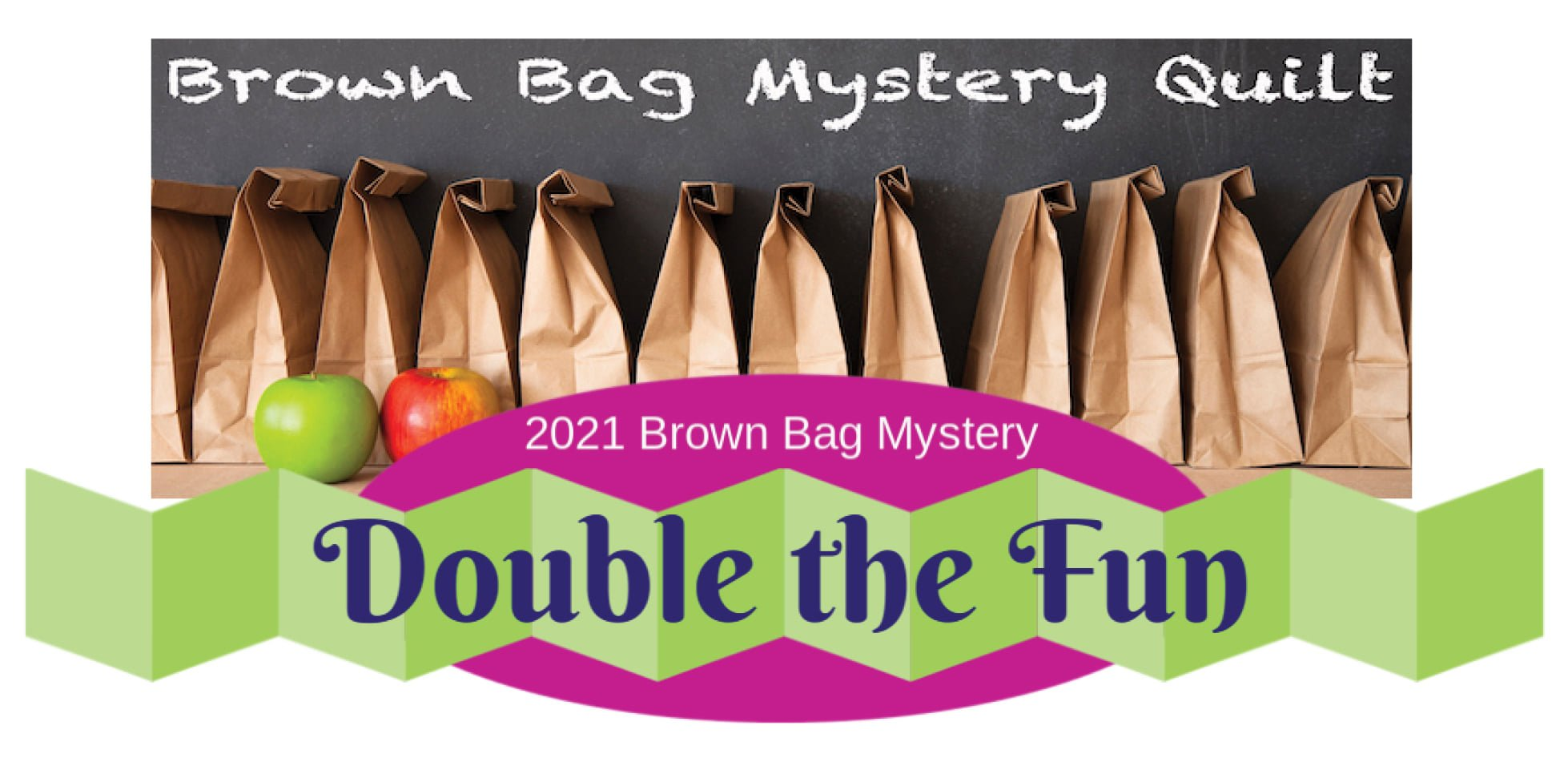 Our 2021 Brown Bag Mystery!
