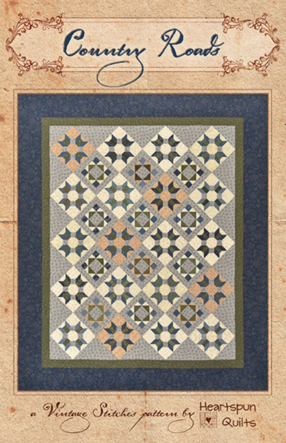 Country Meadow Kit 68 x 81