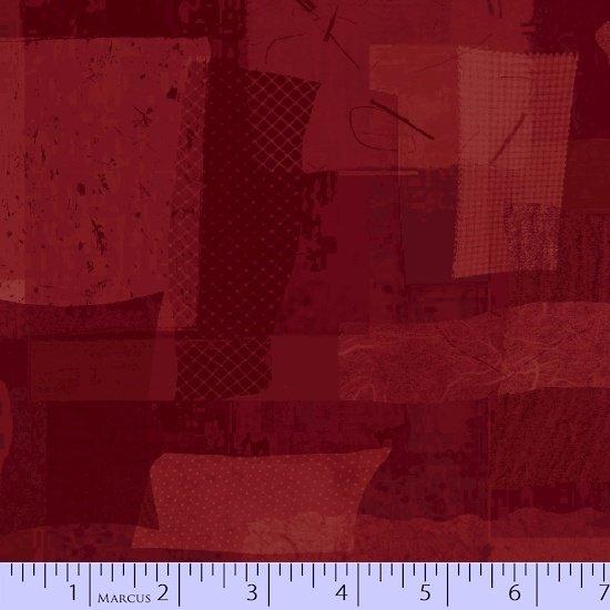 Scrap Heap Dark Red 1023
