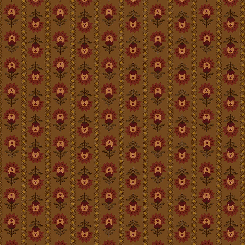 Wit & Wisdom Chestnut Stripe